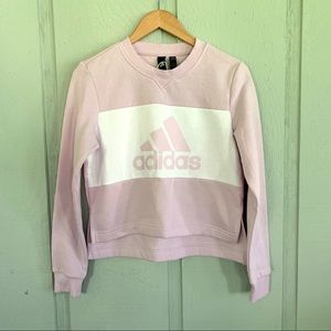 Adidas Pullover High Low Sweater XS
